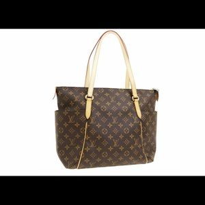 LOUIS VUITTON Totally  MM Monogram Canvas.